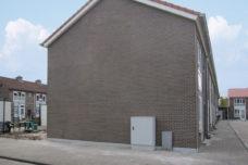 Renovatie 250 woningen Amsterdam kopgevels
