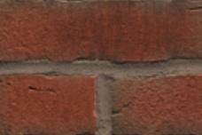 698 Felrood gevlamd kolenbrand handvorm optiek