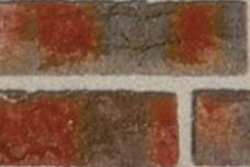 906 Vormbak bont gevlamd handvorm