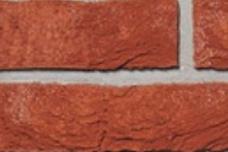 907 Vormbak rood-bruin handvorm