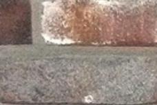 925 Geestbrand fels-grijs handvorm