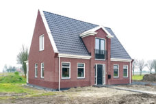 Nieuwbouw aardbevingsbestendige woning Loppersum